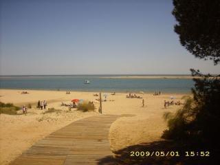 Atico en primera linea de playa, Cartaya