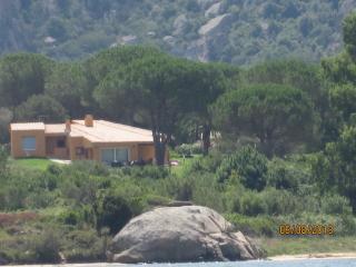 villa ginestra, Baia Sardinia