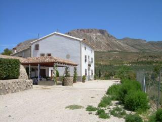 Casa del siglo XIII rehabilitada con 12 plazas, Velez Blanco