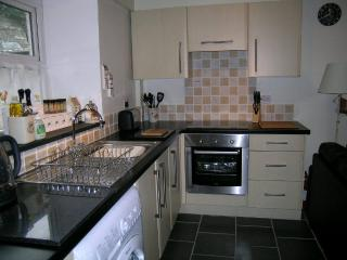 Well appointed kitchen area