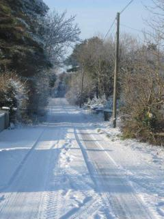Lovely snow....