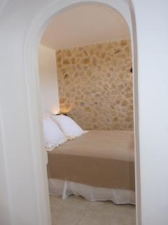 Villa Levanda, double bedroom, lower ground floor