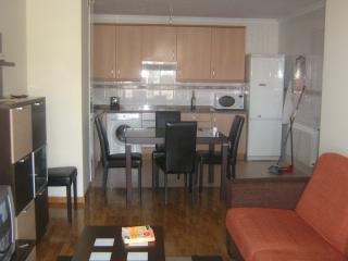 Apartamento de 90 m2 para 6 personas en Luanco