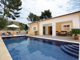 Pollensa holiday villa 276, Cala Sant Vicenç