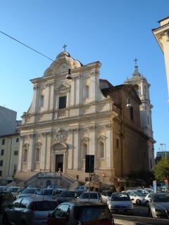Santa Maria delle Grazie alle Fornaci Church
