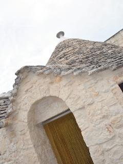 Ingresso del trulloRelax Alberobello