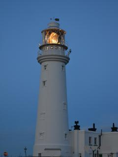 The lighthouse at Flamborough Head