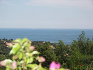 Plein sud vue mer