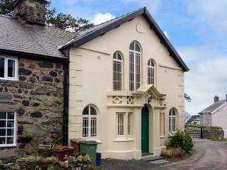 CAPEL CADER IDRIS, character chapel conversion, original features, close to, Fairbourne