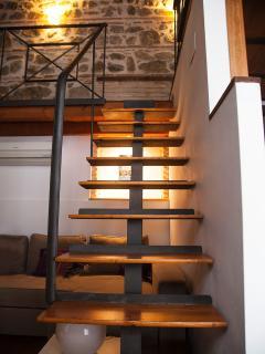 escalera loft