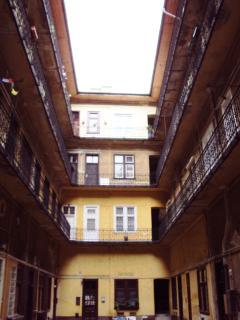 building of apartment