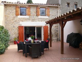 Maison Avalon, Ventenac-en-Minervois