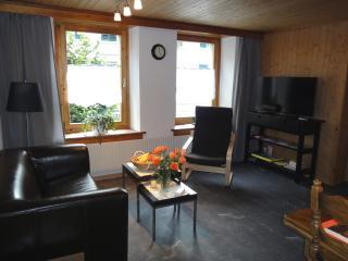 Wohnzimmer mit 42' Flat-TV