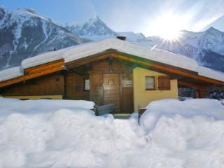Chalet Iceman, Chamonix
