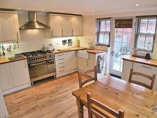 Luxury kitchen with fitted appliances
