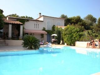 Aubergebleue - Stunning villa on Nice surroundings