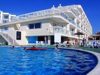 Apartamento IBIZA primera linea playa para 4 personas en Sant Josep de Sa Talai, Port d'es Torrent