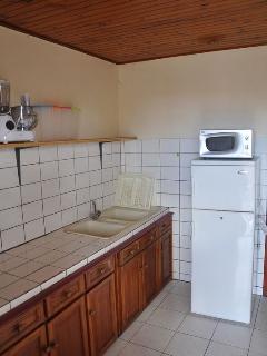 Une partie de votre cuisine