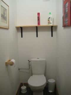 Le wc séparé
