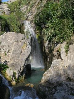 Algar natural waterfalls/eco park, just 35 mins drive and well worth a visit