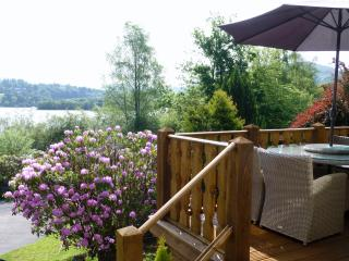 Silver Fell has spectacular Lake & Mountain views & Hotel Spa & Pool membership