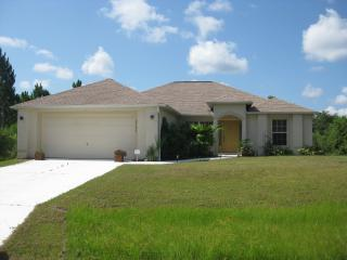Port Charlotte 3 bedroom, 2 bathroom pool villa