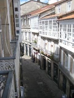 Balcónes a la calle