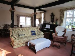 Our guests' lounge which is available for guests own private use throughout their stay