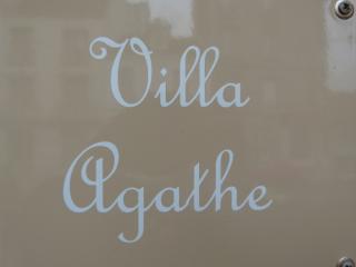 Villa Agathe, Montreuil