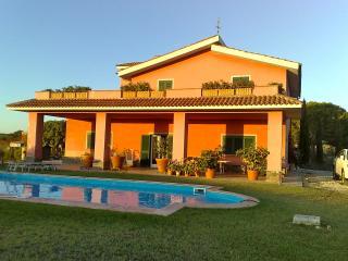 Villa dell'Argento, Tarquinia