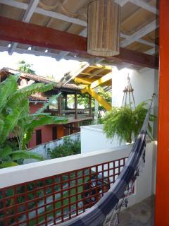 Balcony off bedroom 2