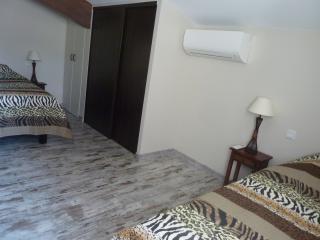 chambre n°2 de l'appartement 2 lits