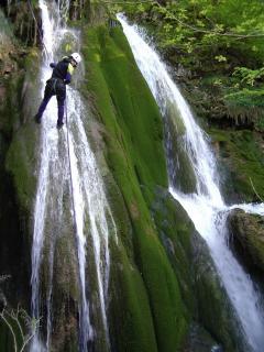 cascadas la tobera