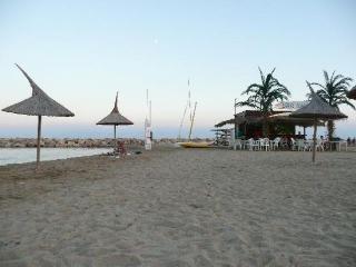 Apto en Cambrils delante playa