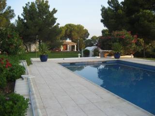Casa con piscina, Sant Francesc de Formentera