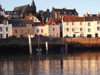 Picturesque Coastal Village