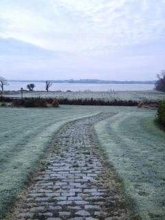 Walkway to the Lough Owel
