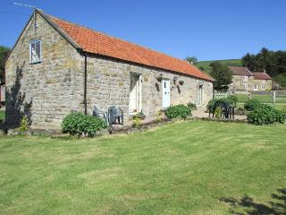 External Picture of Low Crossett Cottage