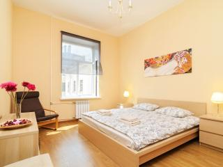 Welcoming apartment in Center, San Petersburgo