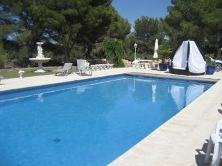Estudio Formentera con piscina, Sant Francesc de Formentera