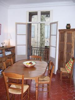 1st floor dining room