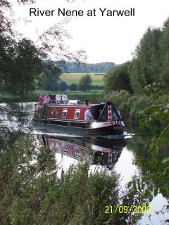 Nearby River Nene (1/2 mile)