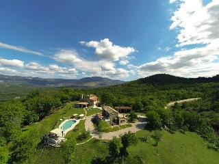 Villa Maccaroni, Pazin