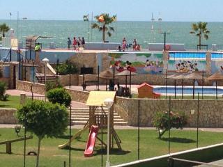 Piso vistas mar WIFI,SAT,PARK, El Puerto de Santa María