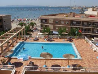 Apartamento Lo Pagán 1ª linea de playa