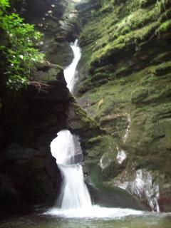 The mystic St. Nectans Glen