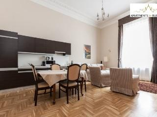 Opera View Apartment - luxury apartment, high ceilings, newly refurbished