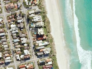 Seagull Ave, is one one street back from the beach & among some of Australia's most expensi