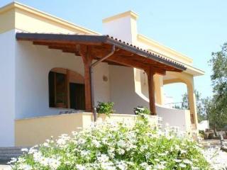 Villa Mele divisa in 4 bilocali, Colazione inclusa, Ugento