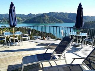 Waimanu Lodge Whangaroa Harbour Northland NZ